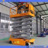 Levage automoteur d'usine de levage de ciseaux de la Chine