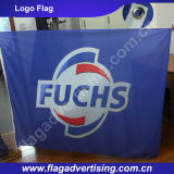 100% Polyester-farbenreiches Drucken-kundenspezifische Markierungsfahnen-Fahne, Förderung-Markierungsfahne