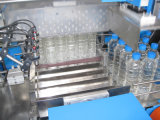 Machine à emballer automatique d'emballage en papier rétrécissable de bouteille d'animal familier