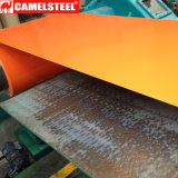el color de Ral del espesor de 0.12-1.2m m prepintó el acero galvanizado