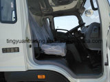 Carro ligero de HOWO 4*2, carro plano del cargo