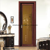 Puerta estética de la puerta y de la ducha del cuarto de baño y puerta del marco