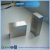 Plaque pure de Moly d'approvisionnement d'usine/plaque de molybdène avec la grande pureté 99.95%