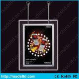 Sinal da caixa leve do diodo emissor de luz do cristal com certificado do Ce