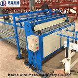Máquina automática do engranzamento de fio da cerca do soldador
