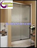 vetro temperato della doccia di 4-8mm