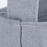 Saco de ombro resistente da lona uma da cópia do logotipo da promoção
