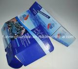 Cuatro colores de impresión corrugado caja de cartón