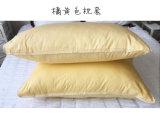 Twill-Baumwollbaumwollfarben-Bett-Blatt-Kissenbezug 100%