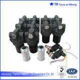 Épurateur d'huile hydraulique industriel personnalisable de basse pression