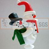 Arcilla del polímero de 2015 del nuevo producto decoraciones de la Navidad