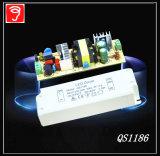 programa piloto externo aislado Hpf de la luz del panel 50-70W LED con el Ce TUV QS1186