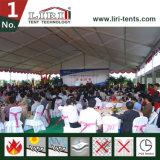 屋外のイベントおよび党のための大きい玄関ひさしのテントの構造