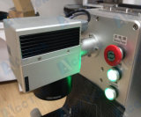 Metal에 세륨 Certificate Fiber Laser Marking 기계