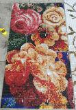 Reticolo di mosaico di vetro di arte per le mattonelle della parete (HMP907)