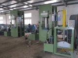 Maquinaria de borracha da estaca, única máquina plástica Shear-Type, pneu desperdiçado que recicl a máquina para o pó de borracha
