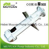 Pompa verticale resistente centrifuga dell'asse di rotazione di pulizia del pavimento