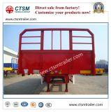 Трейлер Падени-Стороны/стенки Semi для перехода контейнера 20FT