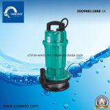 Neuer Typ Qdx Serien-versenkbare Pumpe mit Niveauschalter
