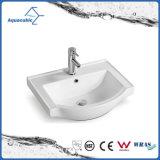 陶磁器のキャビネットの洗面器および虚栄心の上の流し(ACB2055)
