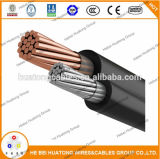 8000 série de alumínio do tipo de construção cabo 600V 600kcmil do UL do fio de Xhhw-2