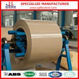 ASTM A653 Farbe beschichtete Stahlspule