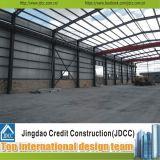 Le meilleur atelier préfabriqué de vente de structure métallique (JDCC-SW03)
