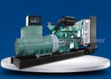 Комплект генератора двигателя дизеля высокого качества двигателя 600kw/750kVA Yuchai