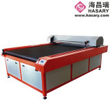 Auto Función Alimentación Tela láser máquina de corte (HL250130)