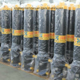 Alta calidad Telescopic Hydraulic Oil Cylinder con ISO9001