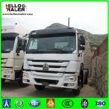 HOWO 6X4 Euro2の索引車/トラクターのトラック/索引力