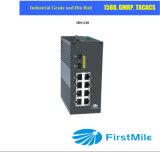 Gigabit Managd Industrial Ethernet Interruptor IDS 610 (3 puertos Gigabit *)