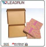 Boîte à lettres Boîte à dessin Carton ondulé Couvercle de protection Carton Boîte à papier en carton (YSM40b)