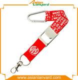 Cinghia calda personalizzata dell'amo di Carabiner di vendita