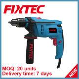 Taladro eléctrico del impacto del martillo variable de la velocidad de Fixtec 800W 13m m