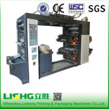 Maquinaria de impresión no tejida de alta tecnología de Flexo de la tela Ytb-4800