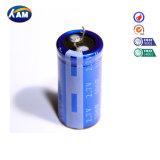 La vendita calda Snap-in ed il cavo digita il condensatore di farad di Supercapacitor (2.7V 100f)