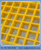 Grate durevoli della plastica di rinforzo vetroresina per la piscina