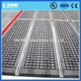 Latón 4Axis de aluminio de la máquina de grabado de metales Maquinaria CNC Router Precio