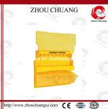 5 het Veilige Slot van hangsloten, de Post van de Uitsluiting met Dekking van Zhou Chuang