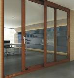 Extrusão de alumínio para frames de porta