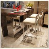 의자 (RS161905) 가정 의자 대중음식점 의자 바 의자 연회 의자 의자 결혼식 의자 스테인리스 가구를 식사하는 현대 의자 호텔 의자 사무실 의자