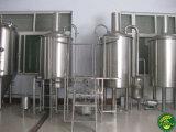 Equipamento da fabricação de cerveja de cerveja de 2-3 tambores mini