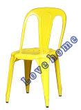 産業Tolix型のArmandのレストランの金属の椅子