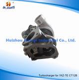 De Turbocompressor van de motor voor Toyota Landcruiser 3.0 1kz-Te CT12b 17201-67010 17201-67040