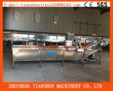 공장 Tsxq-50를 위한 과일 야채 공정 라인의 다기능 거품 세탁기
