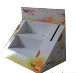 Het golf Vakje van de Vertoning van het Karton van de Verpakking van de Kleur van het Vakje van de Gift van het Document (D27)