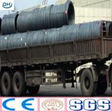 Barre d'acciaio deformi laminate a caldo del rifornimento/tondi per cemento armato d'acciaio in HRB335/400/500 con la bobina