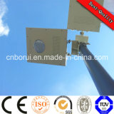IP67 étanche 15W DC12V LED Intergrated Lampe solaire, All in One Street Solar Light