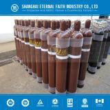 Seamless Steel hydrogène Oxygène Argon Hélium CO2 bouteille de gaz CNG Cylindre (EN ISO9809 / GB5099)